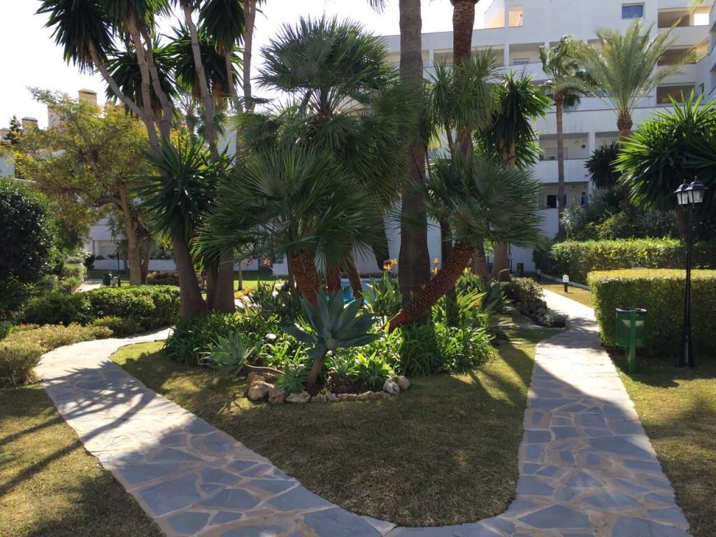 Erdgeschoss Wohnung in Marbella