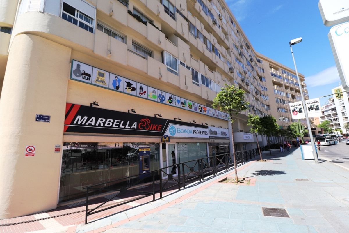 Mitte Stock Wohnung in Marbella