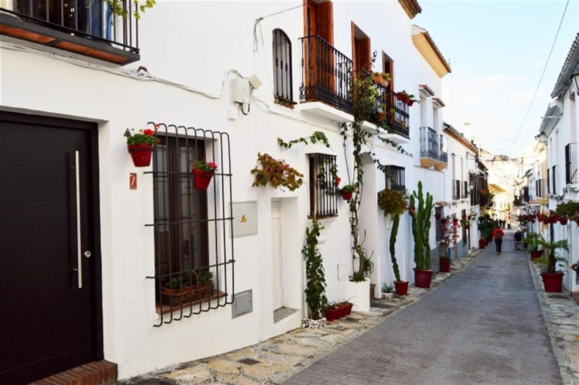 Mitte Stock Wohnung in Estepona