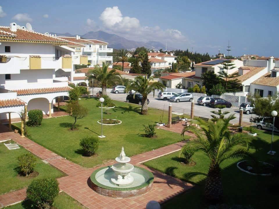 Middle Floor Apartment, El Faro, Costa del Sol. 2 Bedrooms, 1 Bathroom, Built 65 m2;, Terrace 15 m2;,Spain
