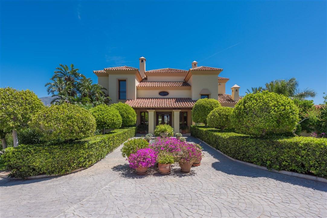 Freistehende Villa in La Cala de Mijas