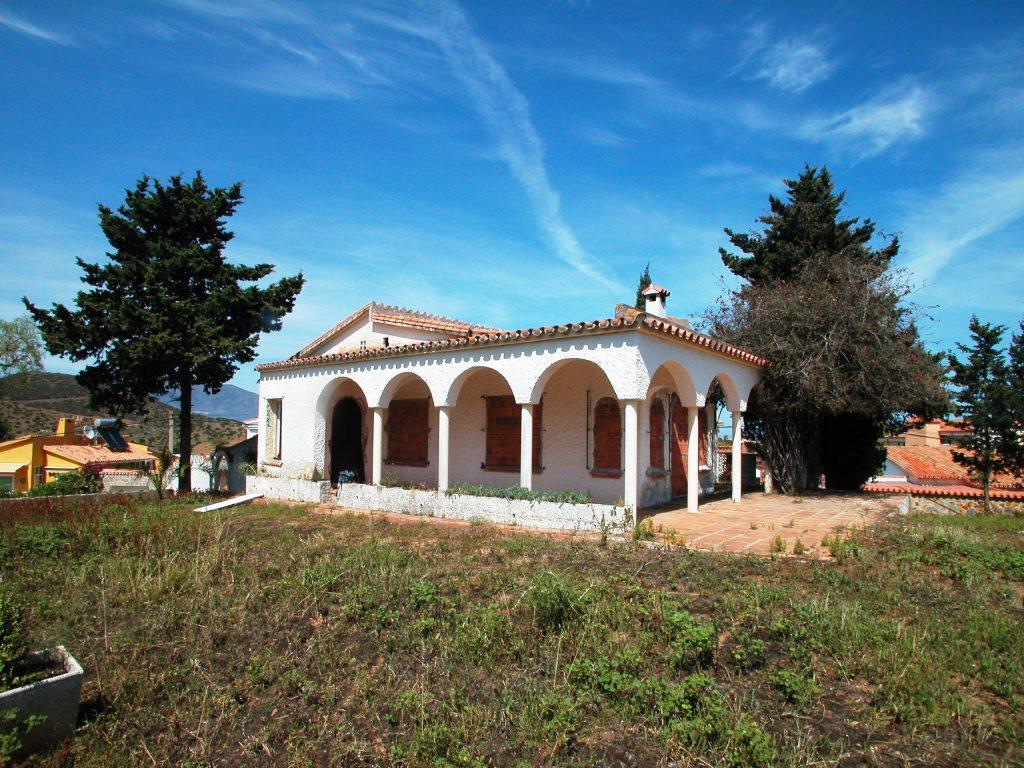 Freistehende Villa in El Faro