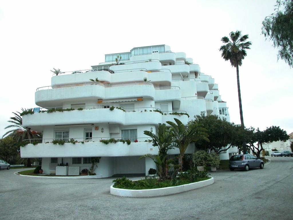 Mitte Stock Wohnung in Guadalmina Alta