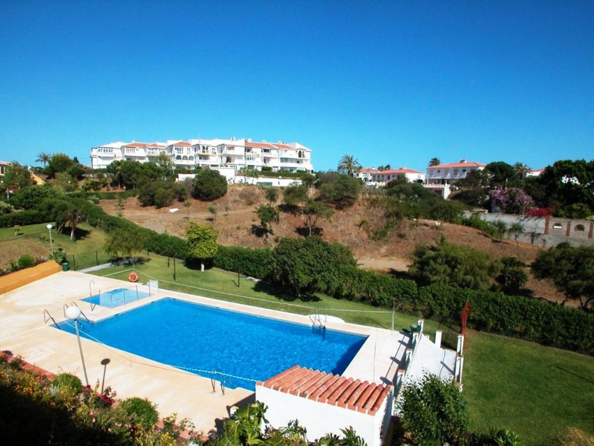 Appartement Rez-de-chaussée à El Faro, Costa del Sol