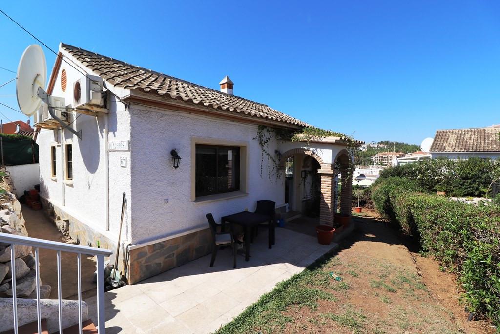 Detached Villa, El Faro, Costa del Sol. 2 Bedrooms, 2 Bathrooms, Built 65 m², Terrace 30 m², Garden/,Spain