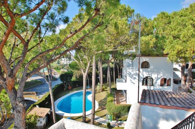 Erdgeschoss Wohnung in Nueva Andalucia