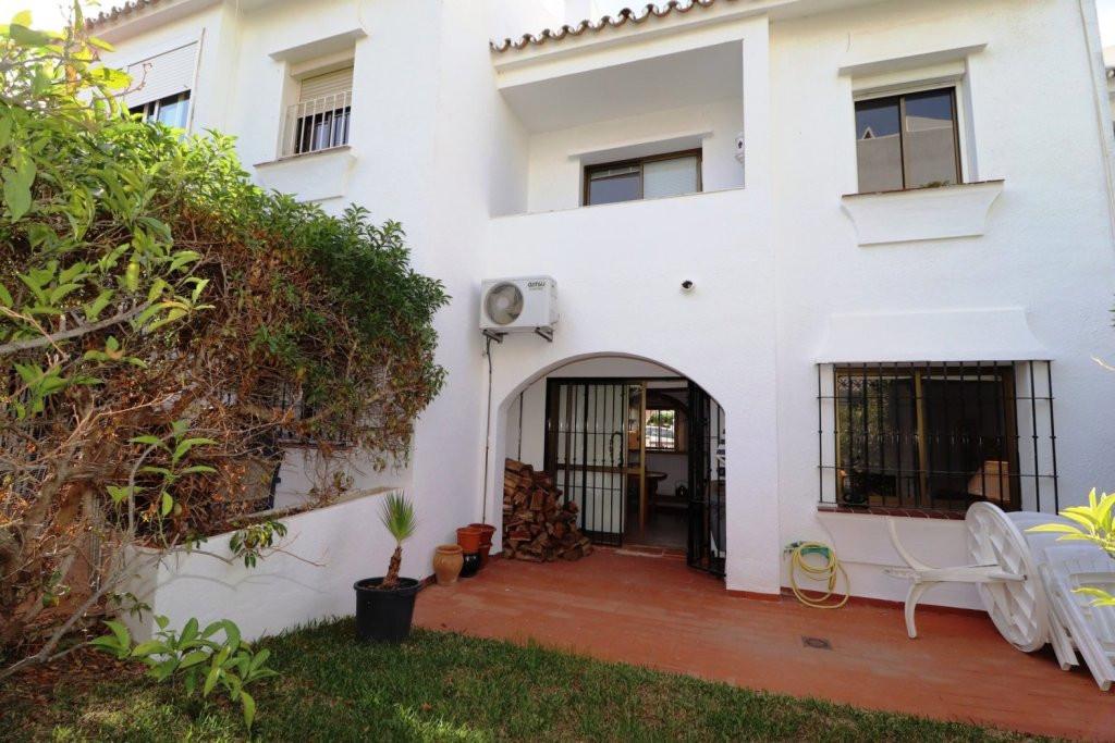Townhouse, Mijas Costa, Costa del Sol. 3 Bedrooms, 2 Bathrooms, Built 95 m², Terrace 40 m².  Setting,Spain