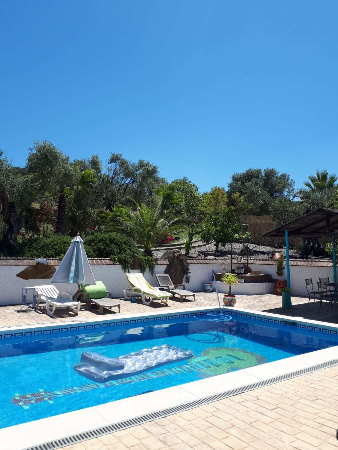 3067-V For sale magnificent villa on one floor on 3600m2 of fenced plot. It consists of a living roo,Spain