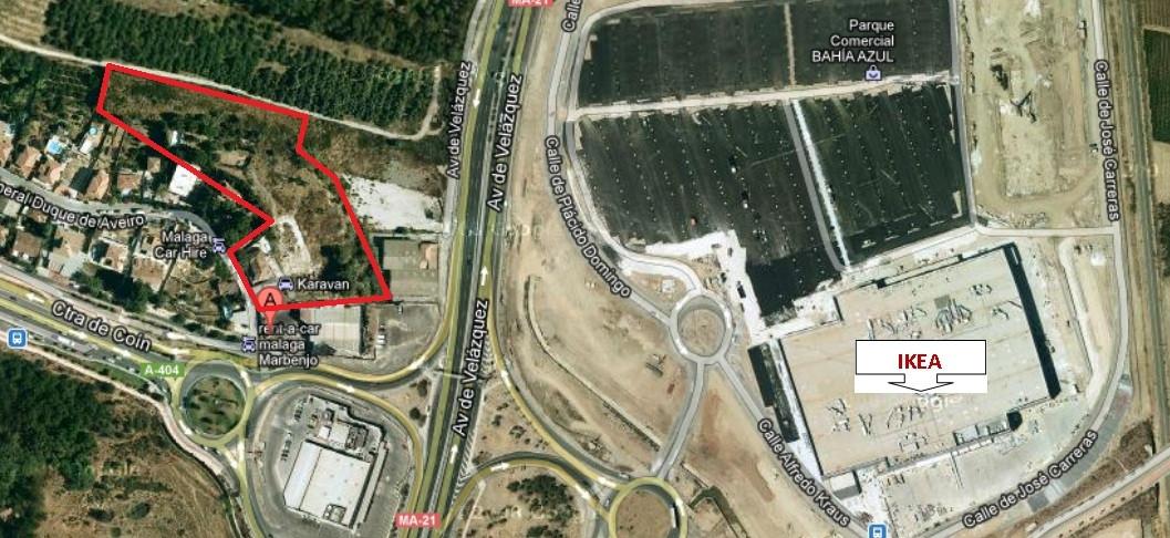 Plot  Land for sale   in Málaga