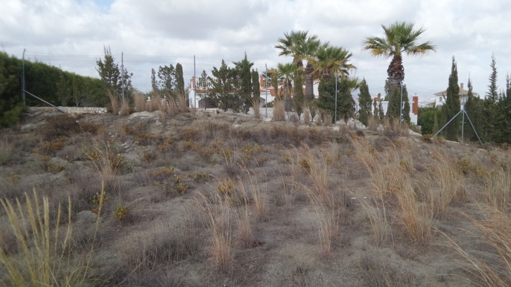 2769-V  For Sale fantastic 2.830m2 urban plot, completely flat and fenced with spectacular views..  ,Spain