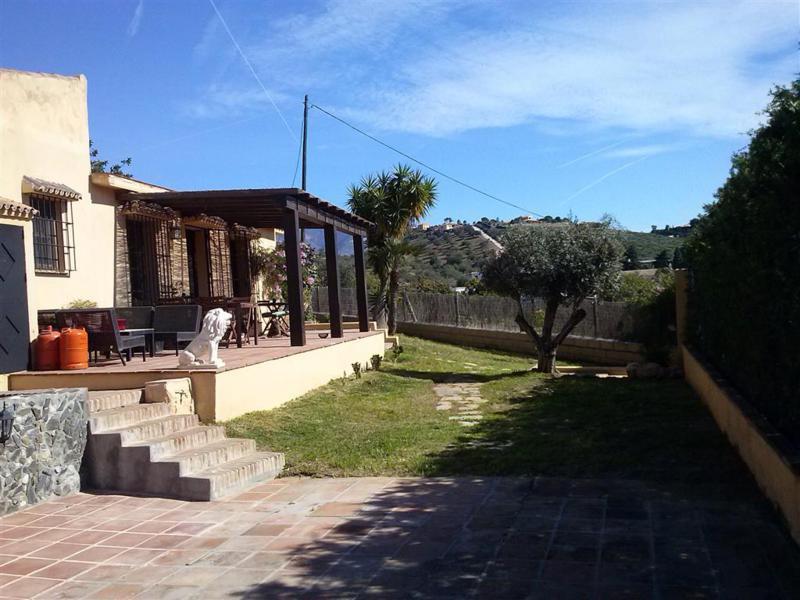 Detached Villa, Mijas, Costa del Sol. 3 Bedrooms, 1 Bathroom, Built 140 m², Terrace 30 m², Garden/Pl,Spain