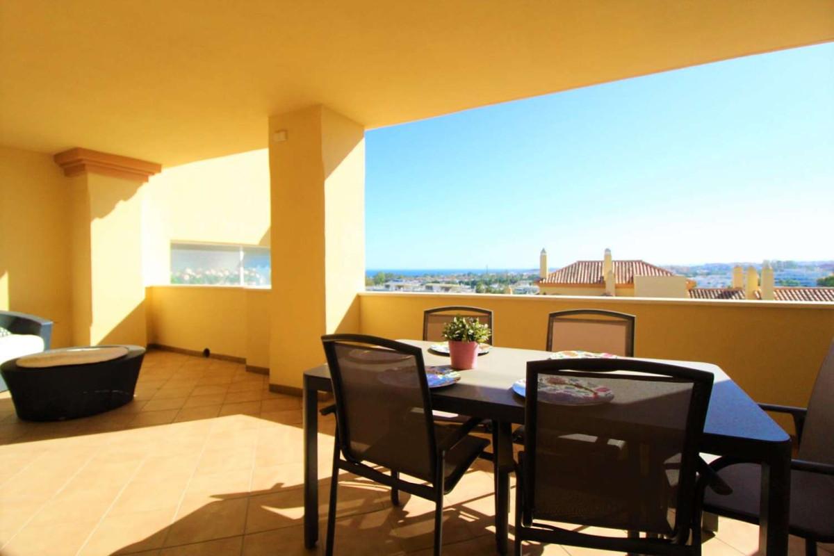 SPECTACULAR PANORAMIC VIEWS   Middle Floor Apartment, Marbella, Costa del Sol. 2 Bedrooms, 2 Bathroo,Spain