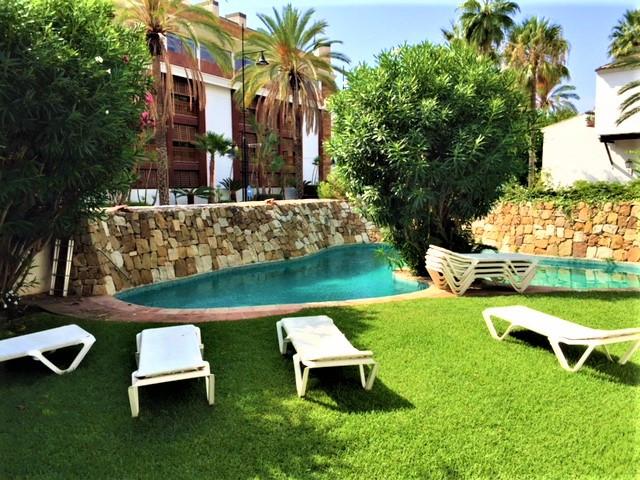Ground Floor Apartment, Puerto Banus, Costa del Sol. 2 Bedrooms, 2 Bathrooms, Built 84 m², Terrace 2,Spain