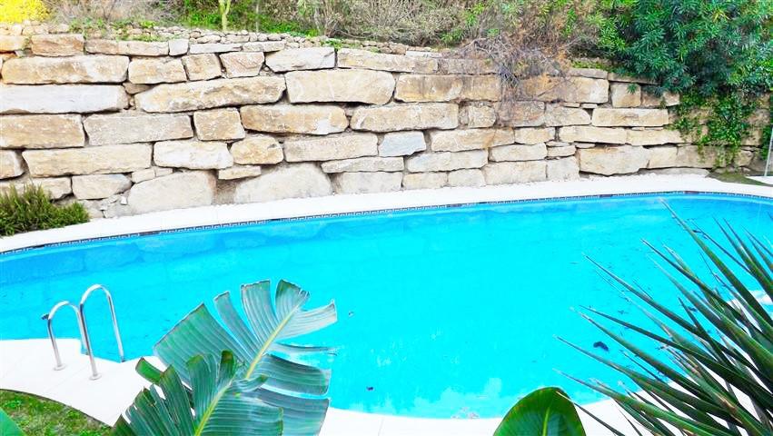 Beautiful modern ground floor 2 bedroom apartment with large patio in Torrequebrada, Costa del Sol. ,Spain