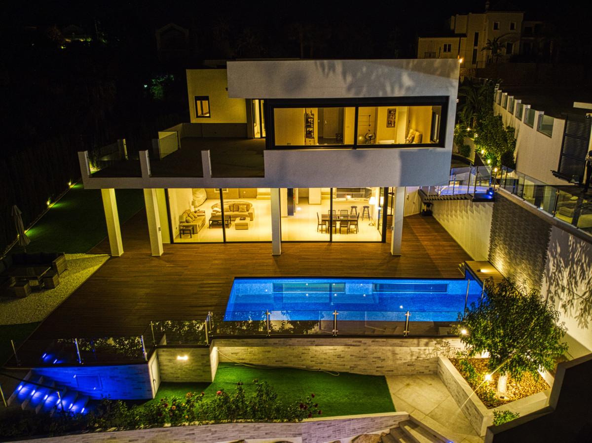 Fristående villa i El Rosario R3312556