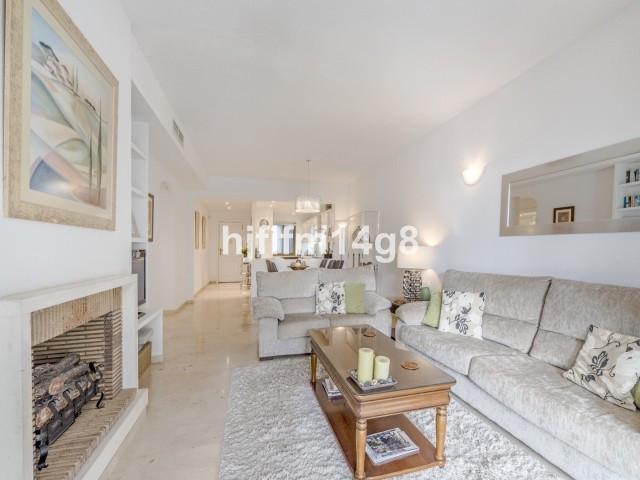 Apartment Ground Floor Nueva Andalucía Málaga Costa del Sol R3349714 6