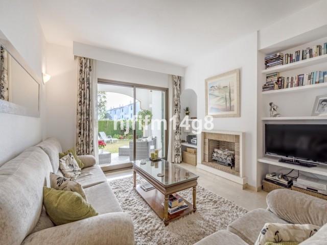 Apartment Ground Floor Nueva Andalucía Málaga Costa del Sol R3349714 7