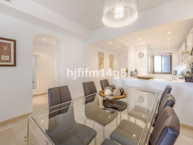 Apartment Ground Floor Nueva Andalucía Málaga Costa del Sol R3349714 9