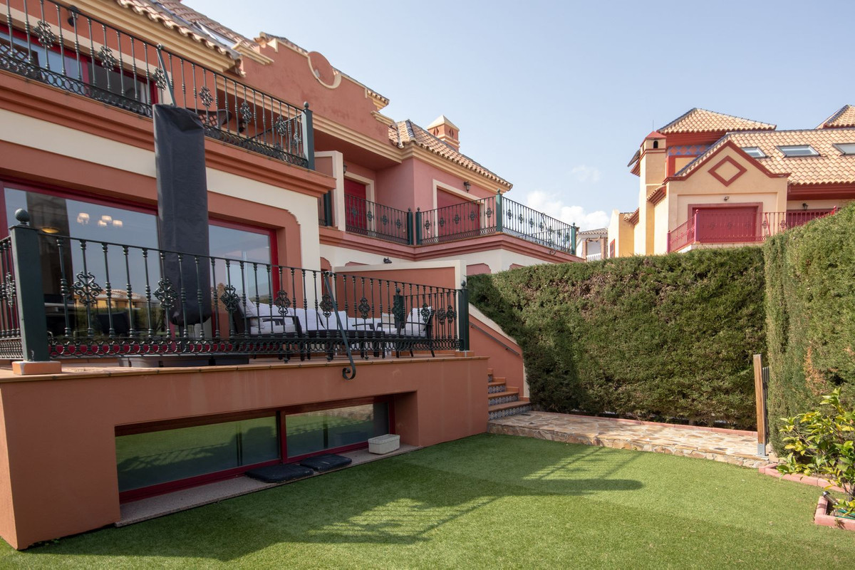 SUPER SEMI-DETACHED IN ONE OF THE BEST STREETS IN BENALMADENA. The house has recently been exquisite,Spain