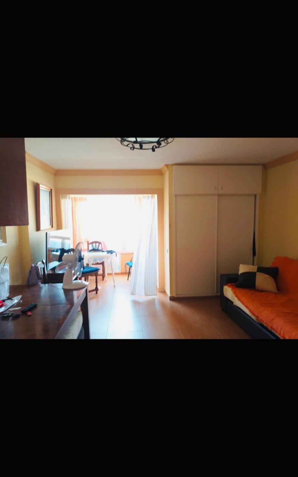 Middle Floor Studio, Benalmadena, Costa del Sol. Built 33 m².  Setting : Town, Commercial Area, Clos,Spain
