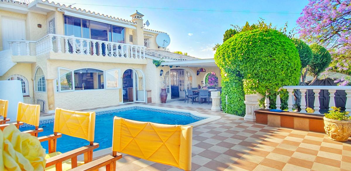 Villa Detached Puerto Banús Málaga Costa del Sol R3171649 2