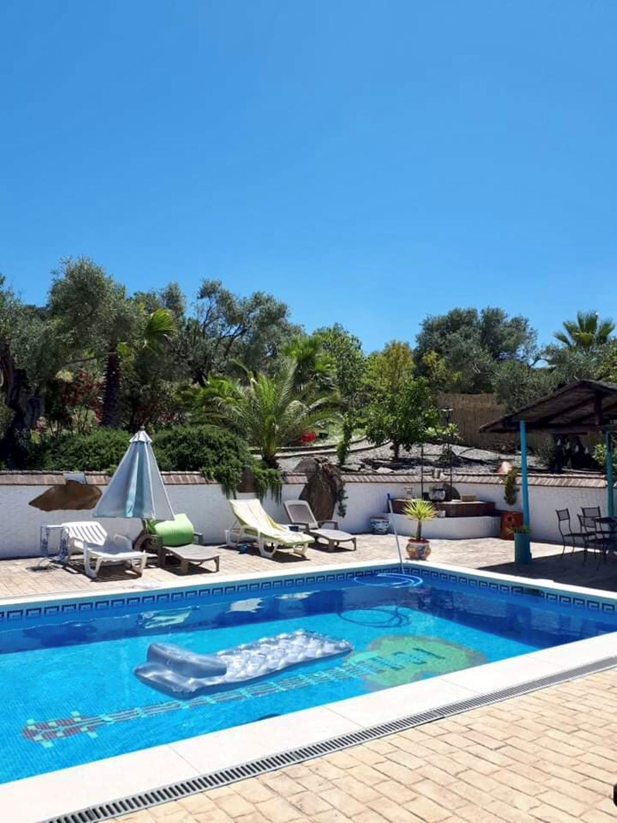 Magnificent finca with a lot of style and charm, in perfect condition, on 3600m2 of fenced land, con,Spain