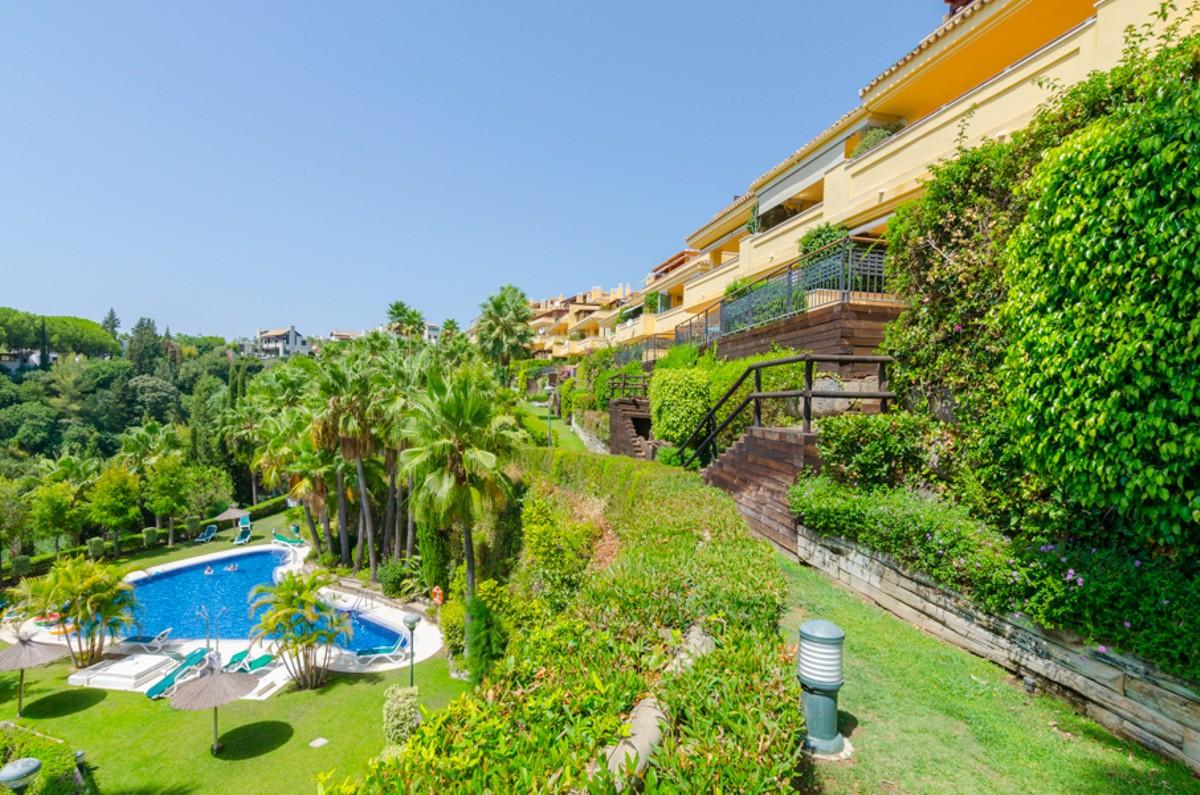 This fantastic 3 bedroom apartment is located in Condado de Sierra Blanca, a five star resort on the,Spain