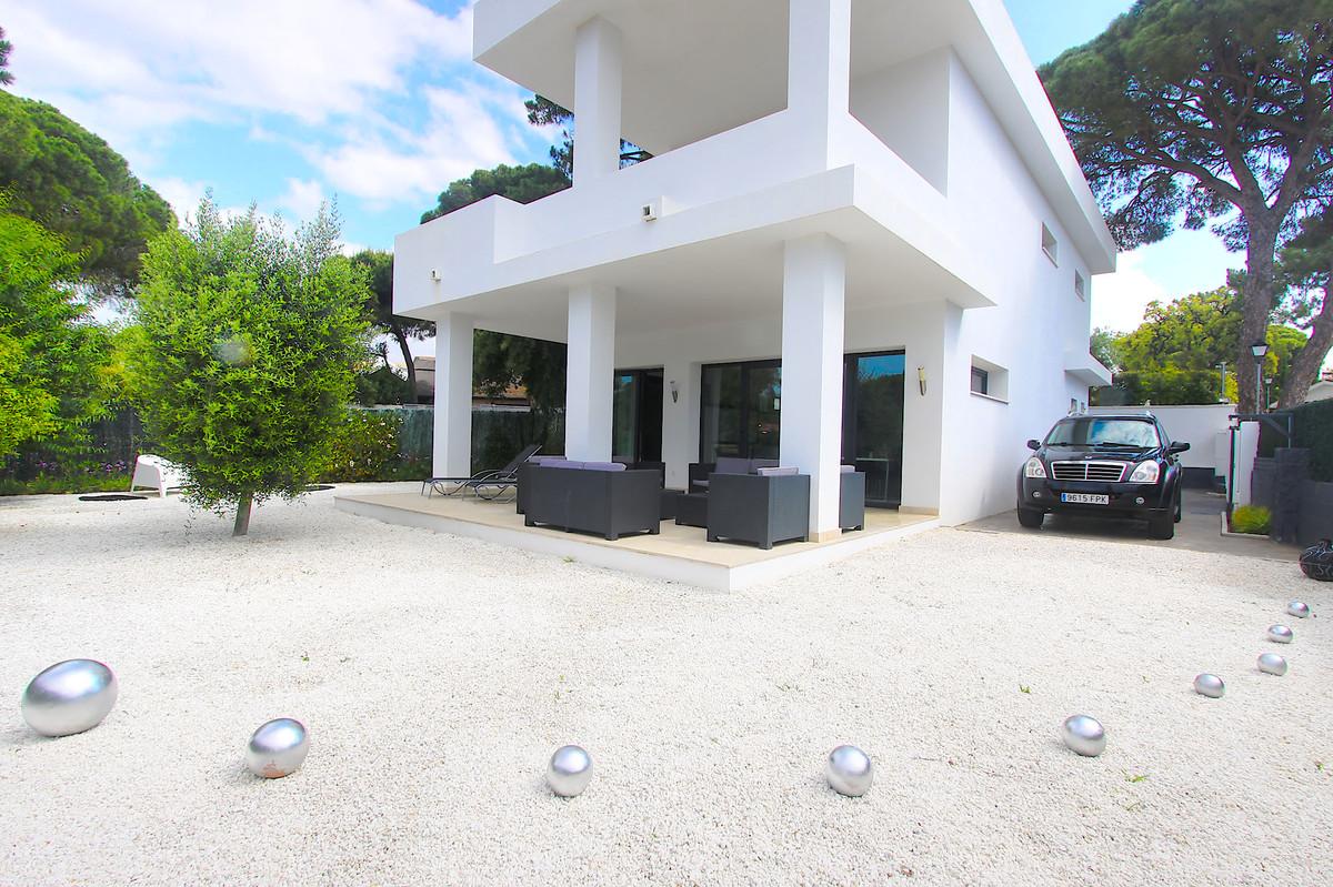 Detached Villa in El Rosario