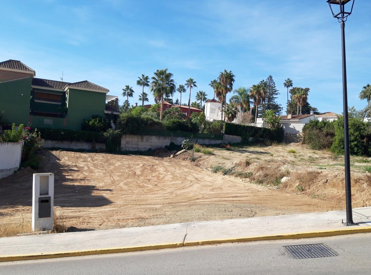 La Sierrezuela, Mijas Costa, Building plot 1.207 M2 Located in the sought-after Urbanization La Sier,Spain