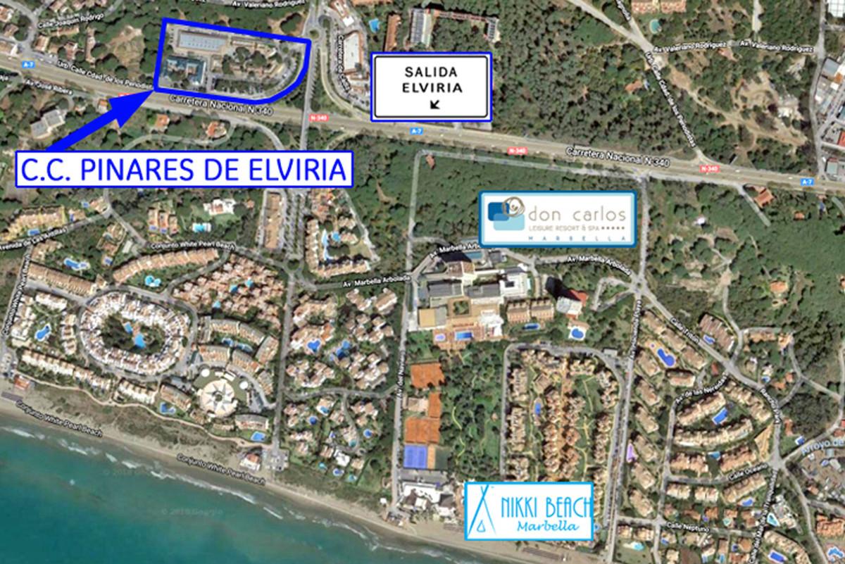Restaurante a la venta en Elviria
