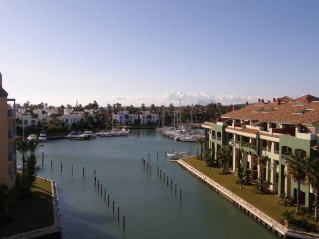 Penthouse - Sotogrande Marina
