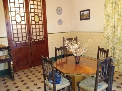 Massive finca of 1050 m2 built in 1890, situated in the centre of the medieval town Bocairent. With ,Spain