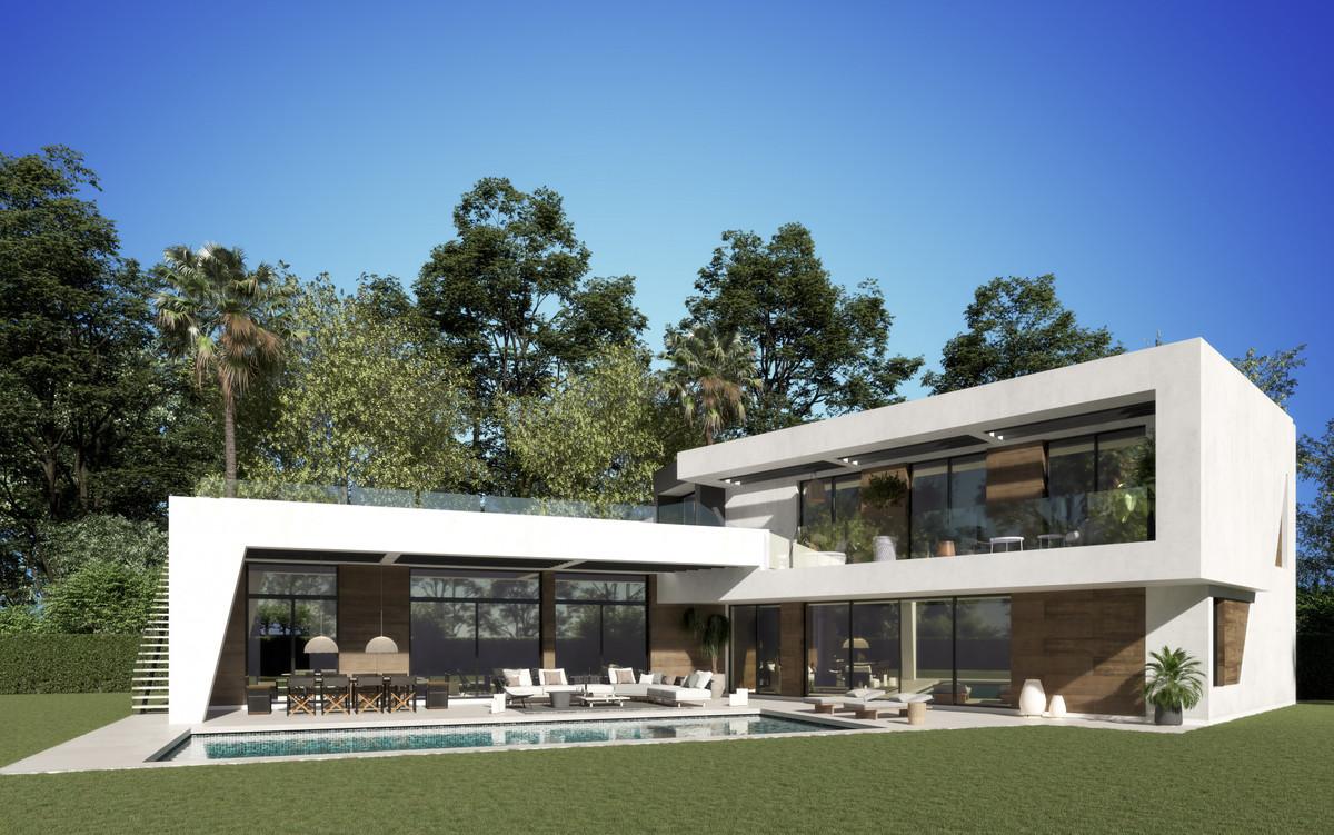 Detached Villa for sale in Guadalmina Baja R3698894