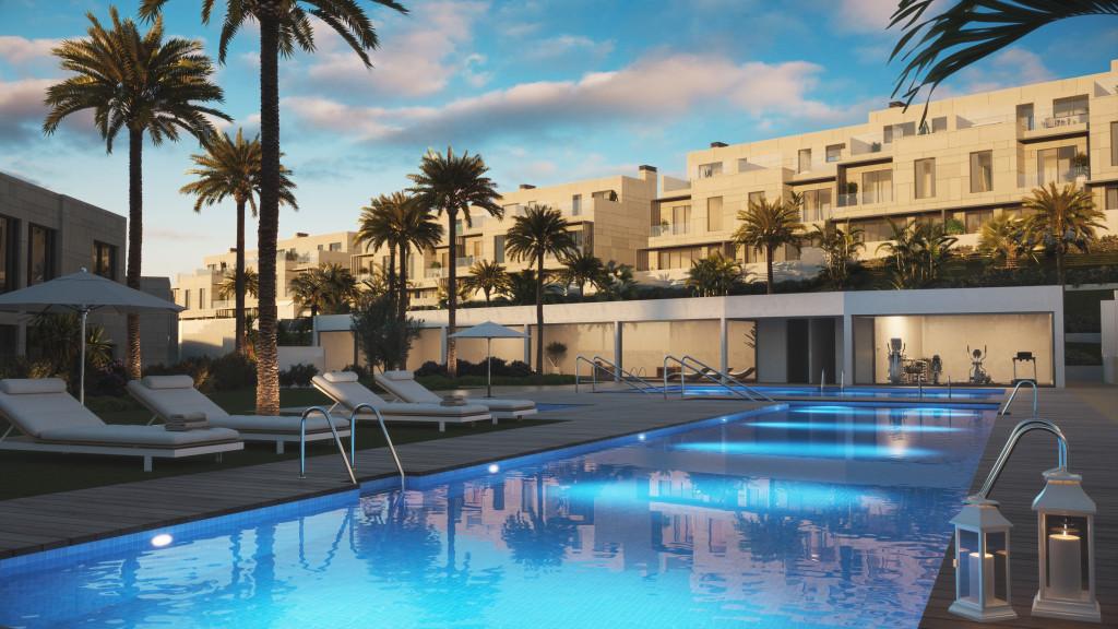 Villa  Terraced for sale   in Estepona
