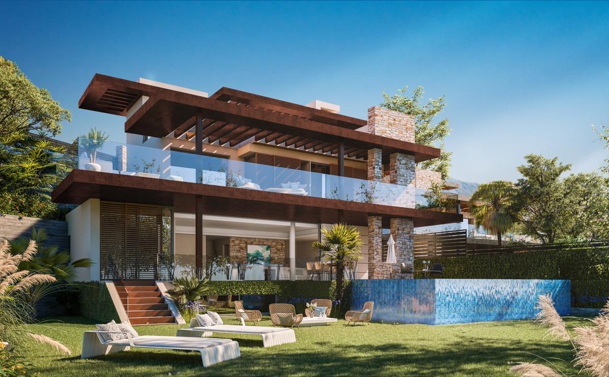 Detached Villa for sale in Benahavís R3393283