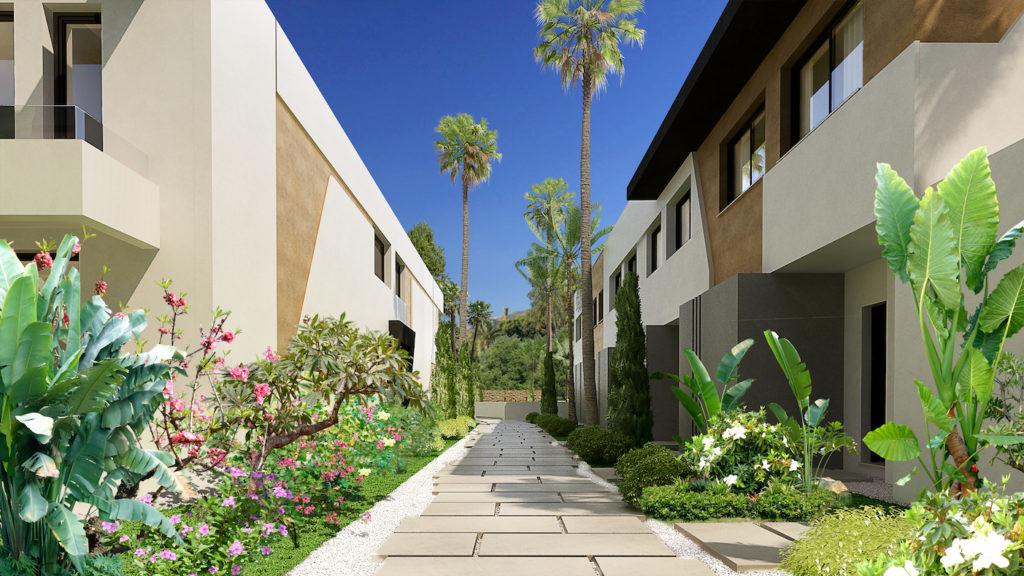 Villa Pareada en Marbella, Costa del Sol
