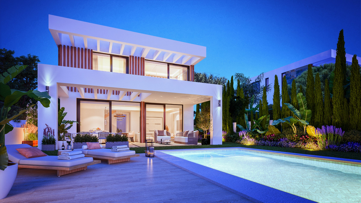 Villas in Mijas Costa R3332452