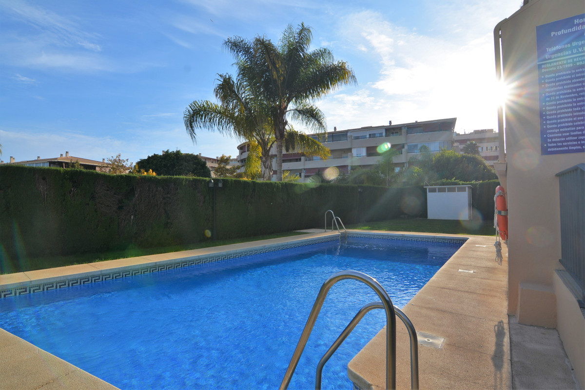 We present this beautiful apartment in Las Lagunas, in the Care area of Mijas. It is located in an u,Spain