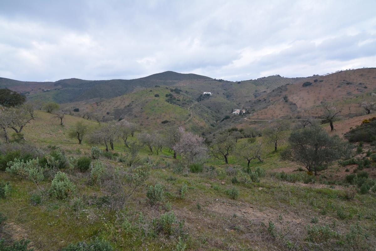Земельный участок для продажи в Almogía