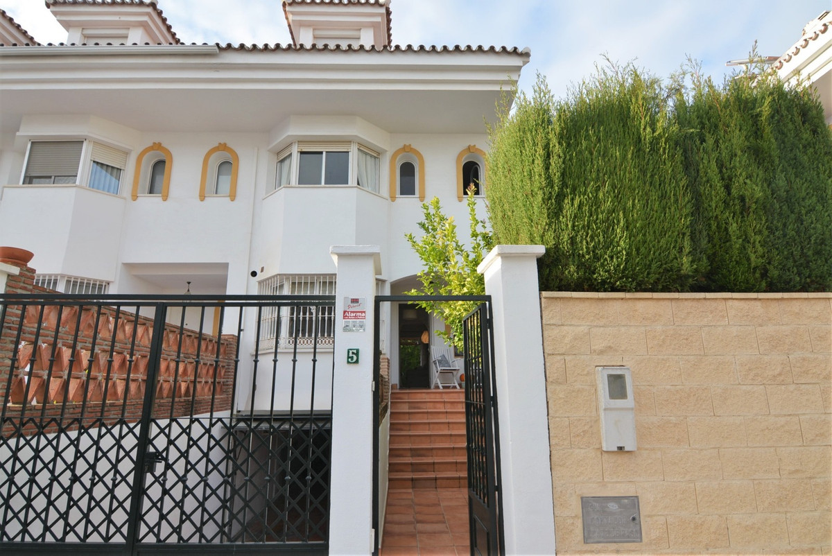 Townhouse  Terraced for sale   in Mijas Costa