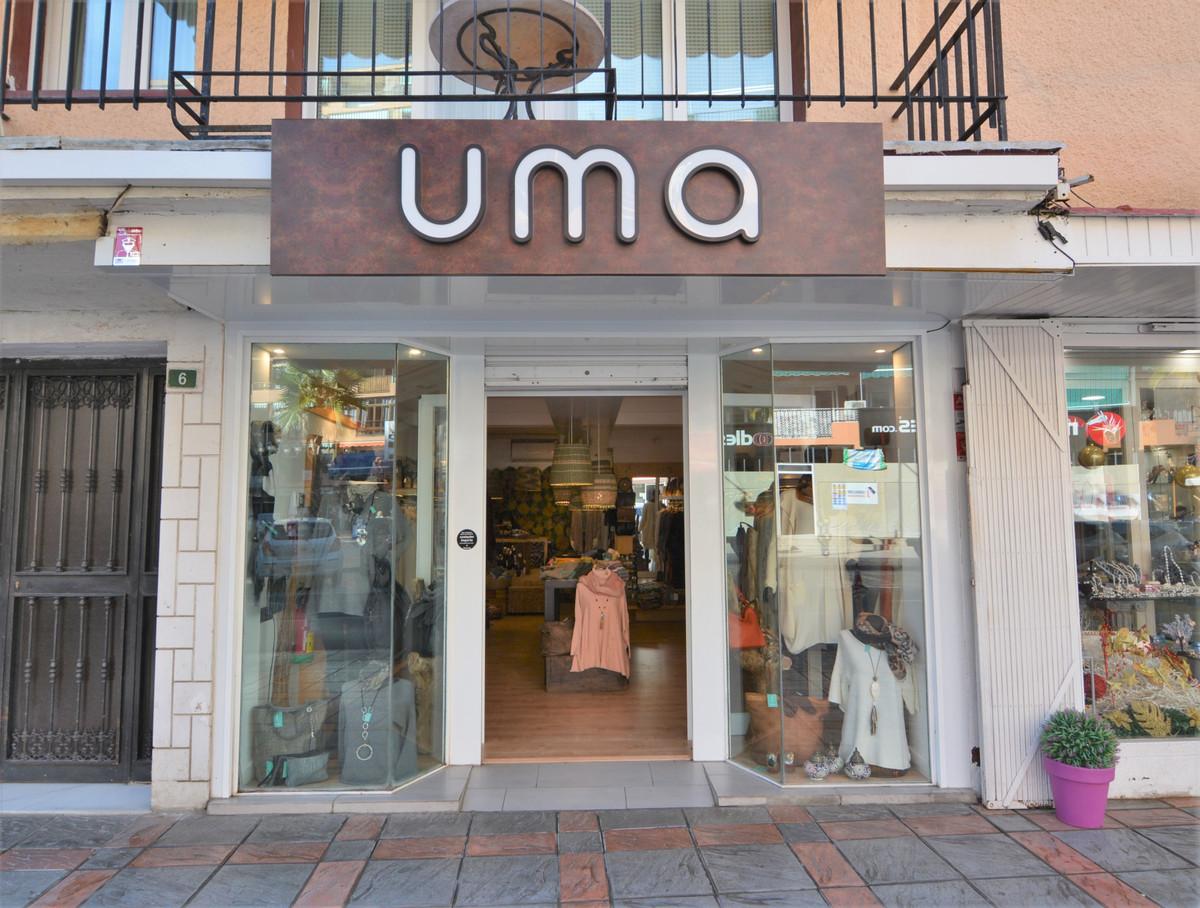 Comercial Tienda 0 Dormitorio(s) en Venta Fuengirola