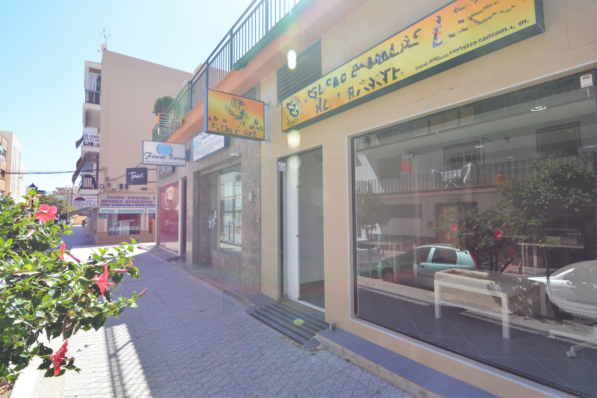Lokale Użytkowe na sprzedaż w Fuengirola R3117379