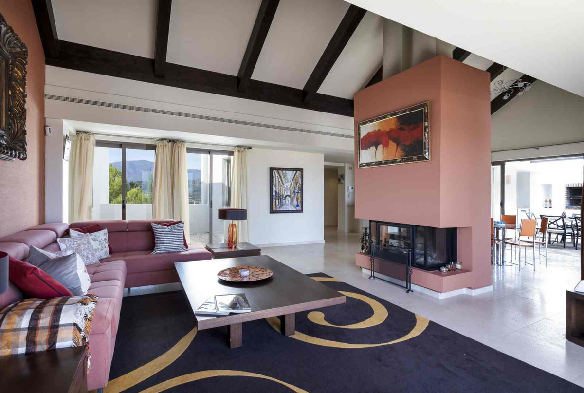Appartement Penthouse à Los Flamingos, Costa del Sol