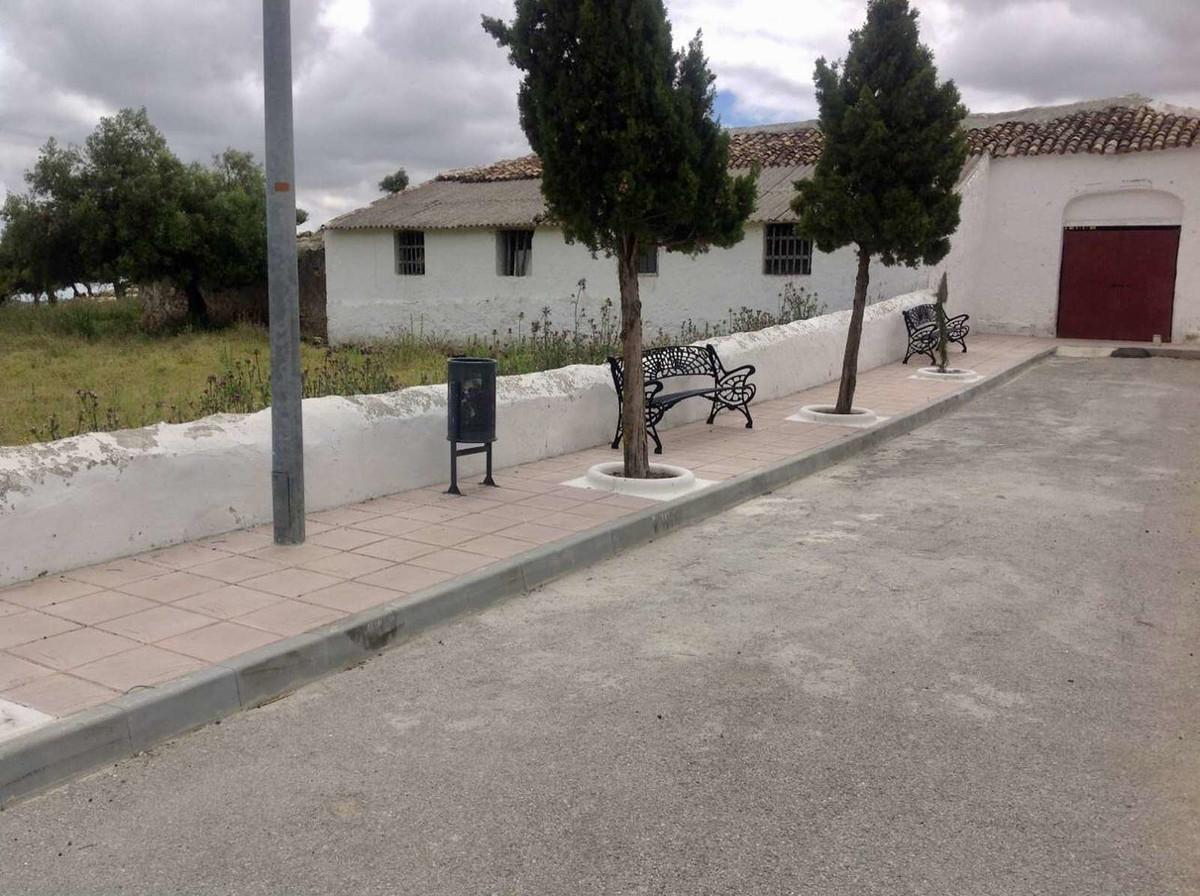Plot in Cañete la Real