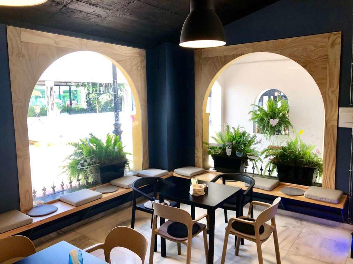 Restaurante en Puerto Banús