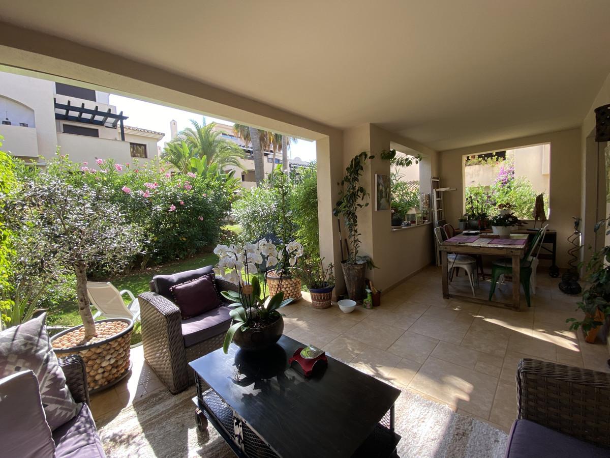 Stunning 2 bedroom 2 bathroom luxury apartment in the heart of Puerto Banus. The property is set in ,Spain