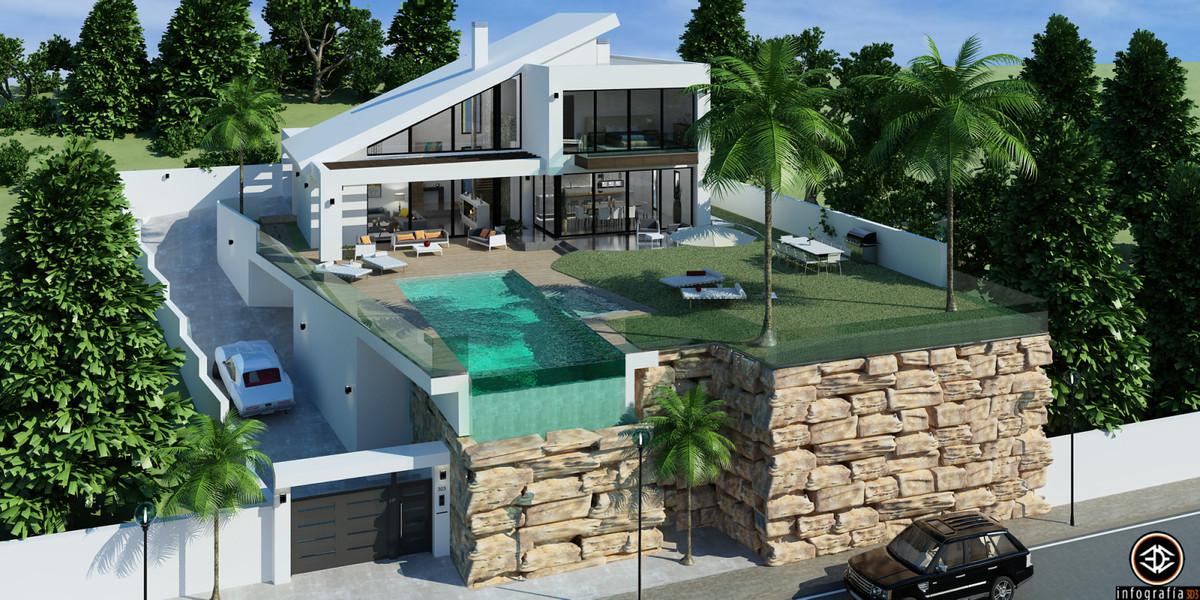 Villa Detached El Chaparral Málaga Costa del Sol R3667355 2