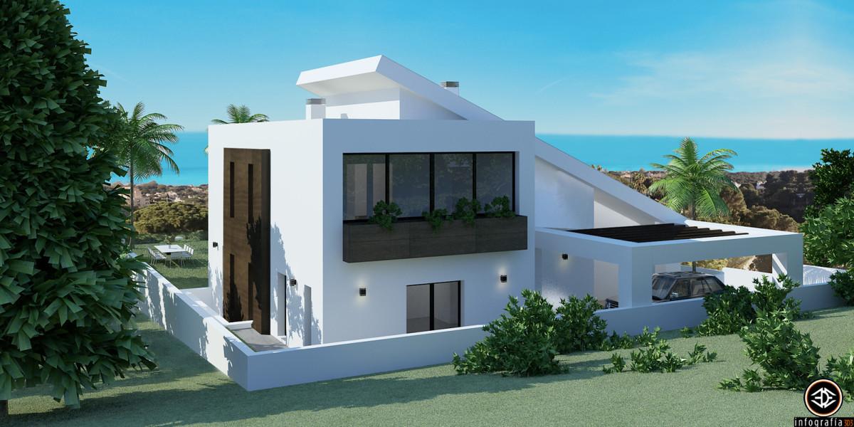 Villa Detached El Chaparral Málaga Costa del Sol R3667355 7
