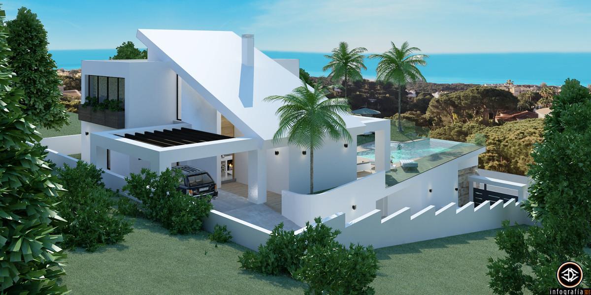 Villa Detached El Chaparral Málaga Costa del Sol R3667355 8