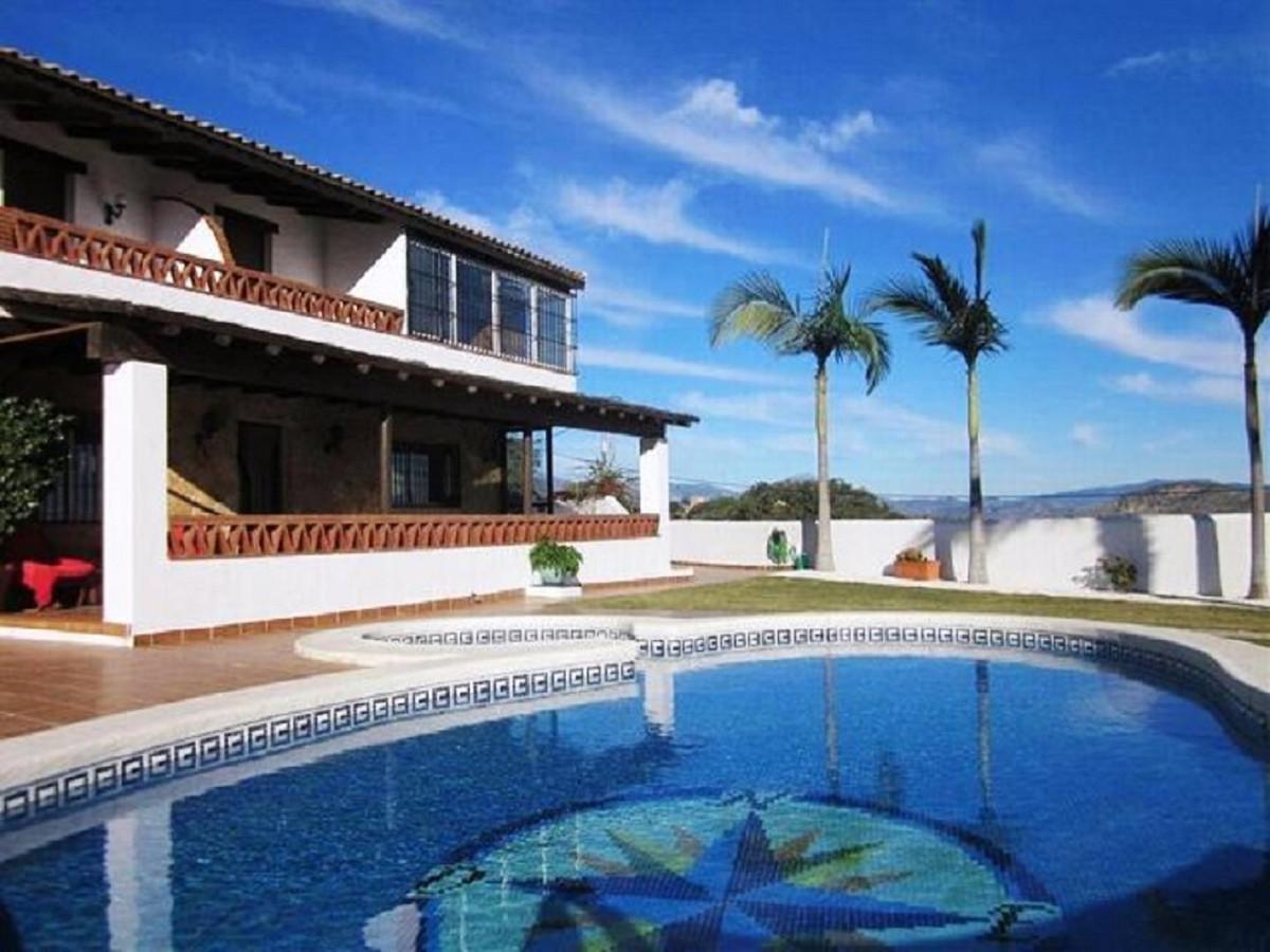 6 bedroom villa for sale alhaurin el grande